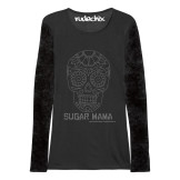 sugar mama burnout longsleeve