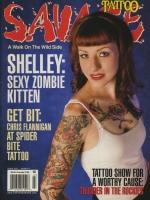 March 2007 Tattoo Savage