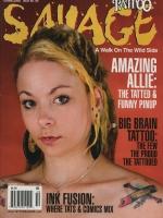 October 2008 Tattoo Savage